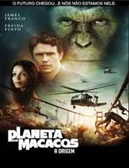Planeta dos Macacos A Origem Torrent Dublado