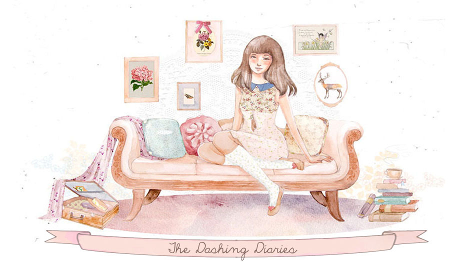 The Dashing Diaries