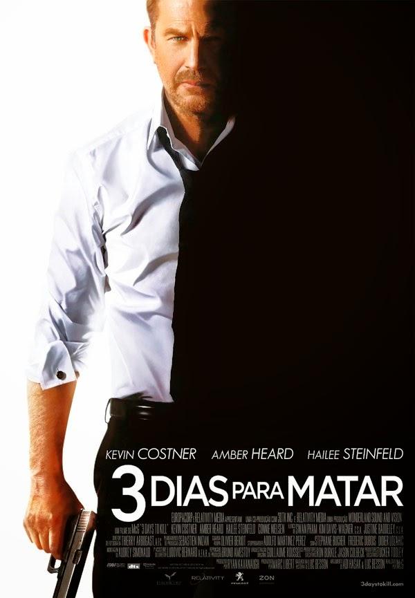 Baixar Filme – 3 Dias Para Matar – Dual Áudio (2014)