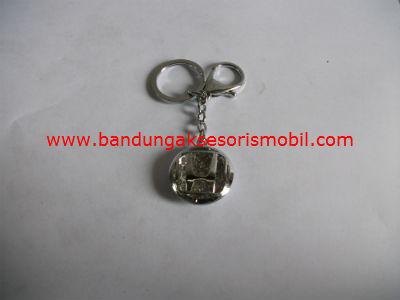 Gantungan Kunci Berlian+Logo Honda