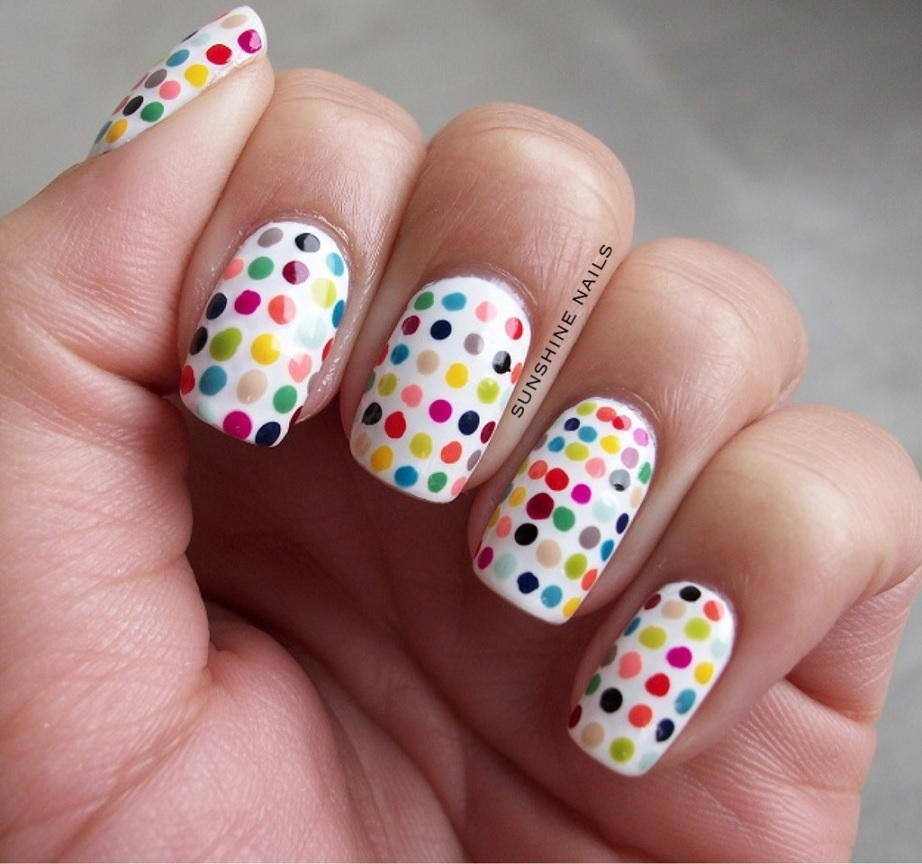 Sunshine Nails Mmc 30 Seconds To Mars Inspired Music Nails