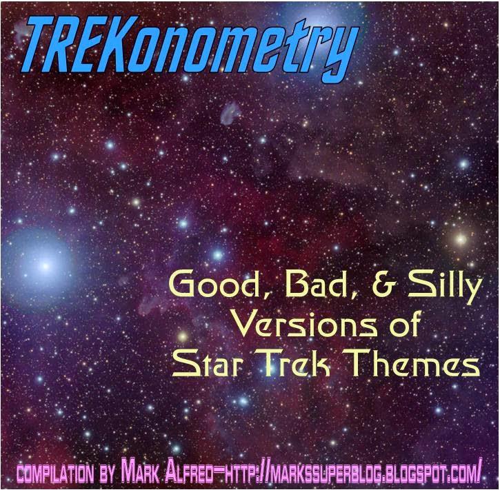 Not3s Trekked Like Me Lyrics: Spock's Record Round-Up: Silly Trekkin