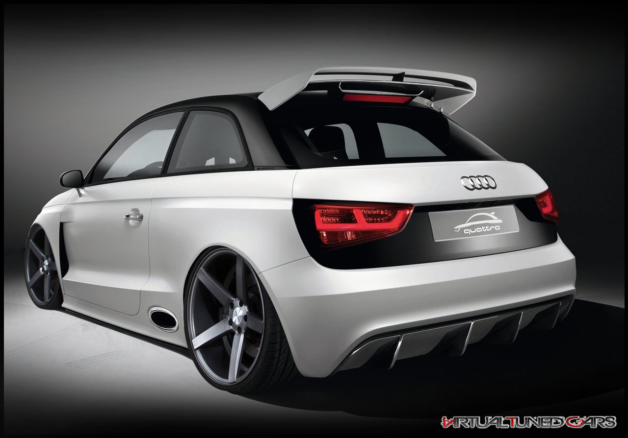 carros pap is de parede wallpapers audi a1 tuning para. Black Bedroom Furniture Sets. Home Design Ideas