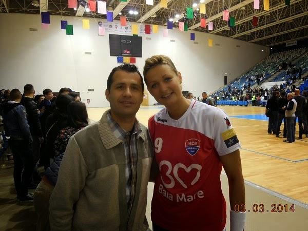 Daniel Botea Craiova si Gabriella Szucs Baia Mare