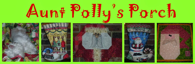 Aunt Polly's Porch