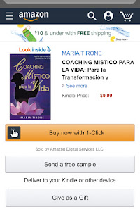 Coaching Mistico para la Vida by Maria Tirone