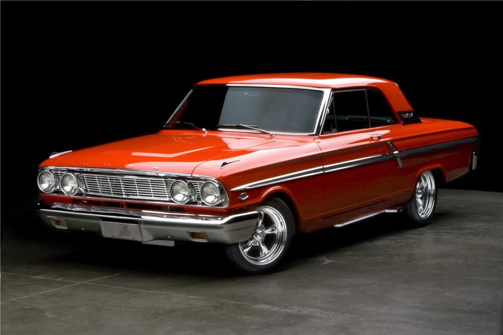 100 plus automobiles on ebay 1 million dollar 1964 ford fairlane 500. Black Bedroom Furniture Sets. Home Design Ideas