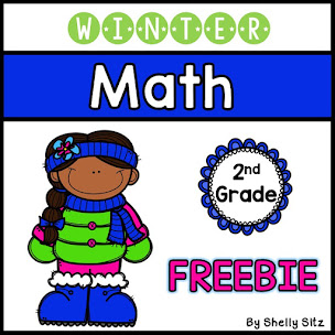 Winter Math Freebie