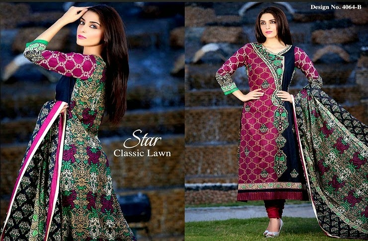 Naveed Nawaz Star Eid Collection 2014