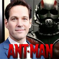 Marvel confirma a Paul Rudd como el protagonista de Ant-Man