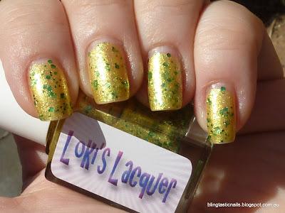 Loki's Lacquer Oi! Oi! Oi!