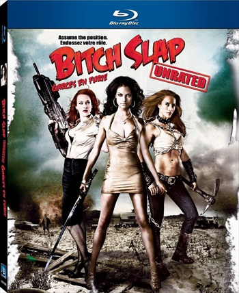 Bitch Slap 2009 UNRATED Dual Audio Hindi Bluray Download