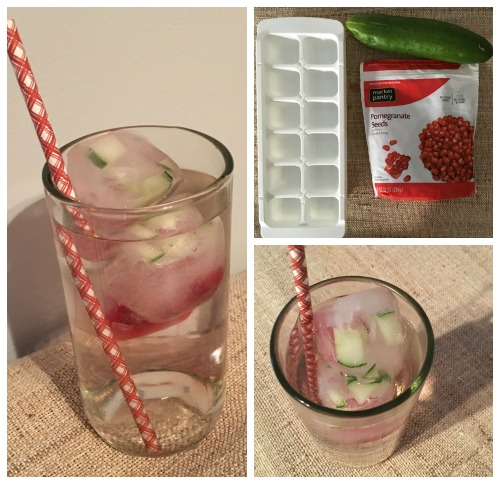 Fres and, Festive Vodka Soda Cocktail