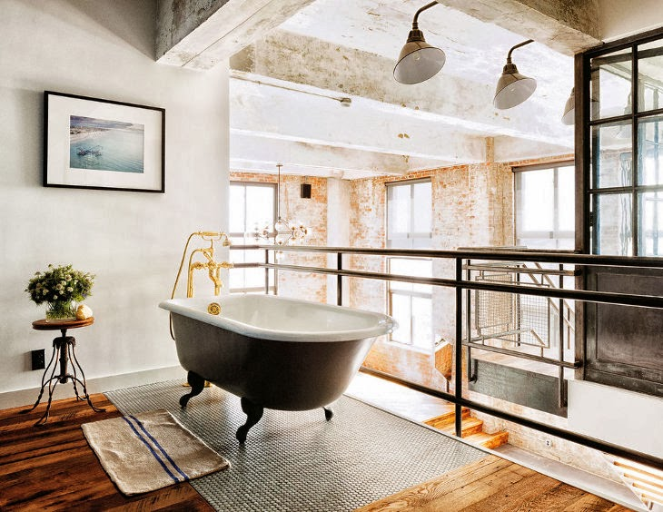 New York Loft Brooklyn