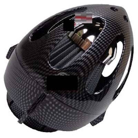 Filtro De Ar Esportivo Carbono Monster Bomb Duplo Fluxo Mode - R$ 140,00