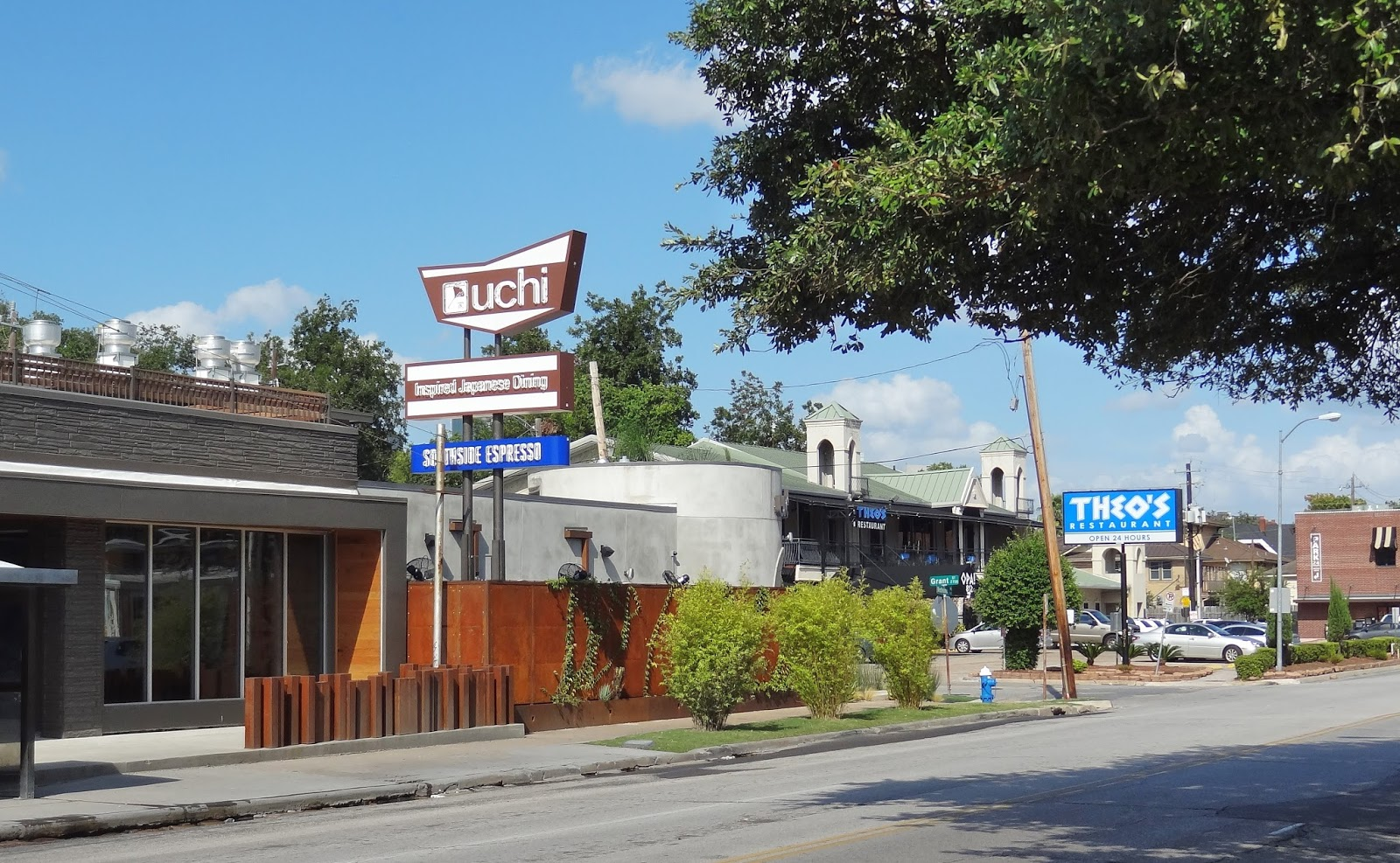 Neighborhood nomenclature where is inner westheimer for Aladdin mediterranean cuisine westheimer road houston tx