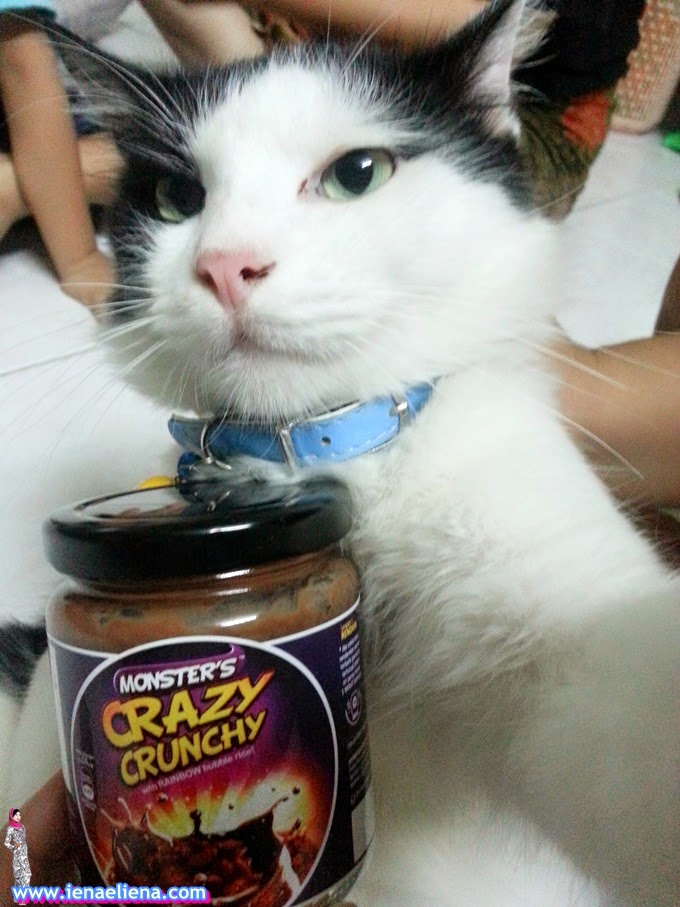 Monster's Crazy Crunchy Versi Rainbow