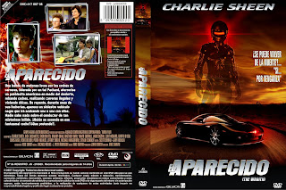 Cover, caratula, dvd: El aparecido | 1986 | The Wraith