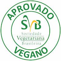 """Pré-lançado o selo """"APROVADO PELA SVB"""" para produtos veganos"""
