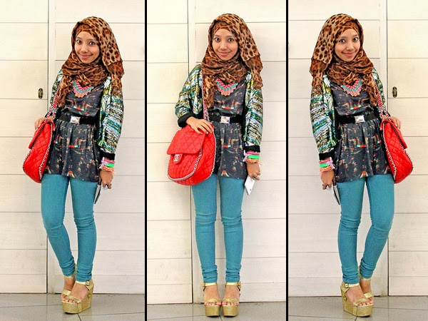 Tips Pakai Busana Hijab untuk Wanita Bertubuh Mungil