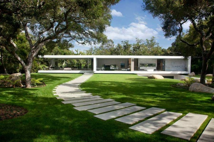 Amazing Home The Glass Pavilion by Steve Hermann Modern Architecture In California & World of Architecture: Amazing Home The Glass Pavilion by Steve ...