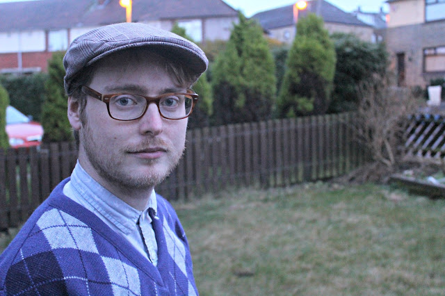 OOTD UK Male Blogger
