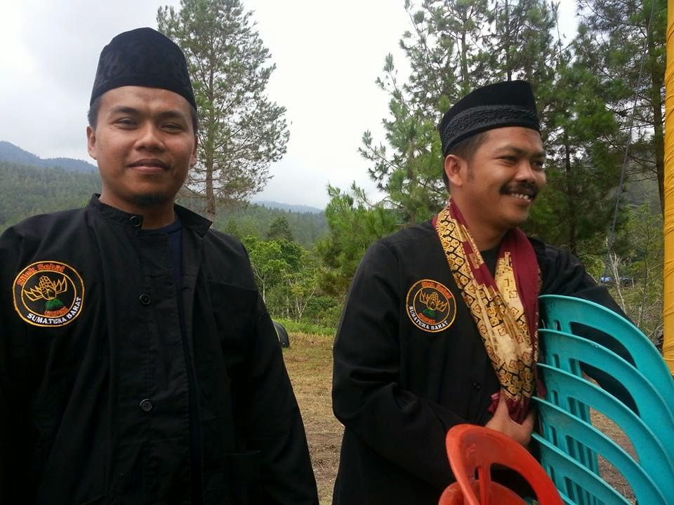 With Master Silek Sehat