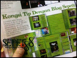 Featured In Majalah Remaja