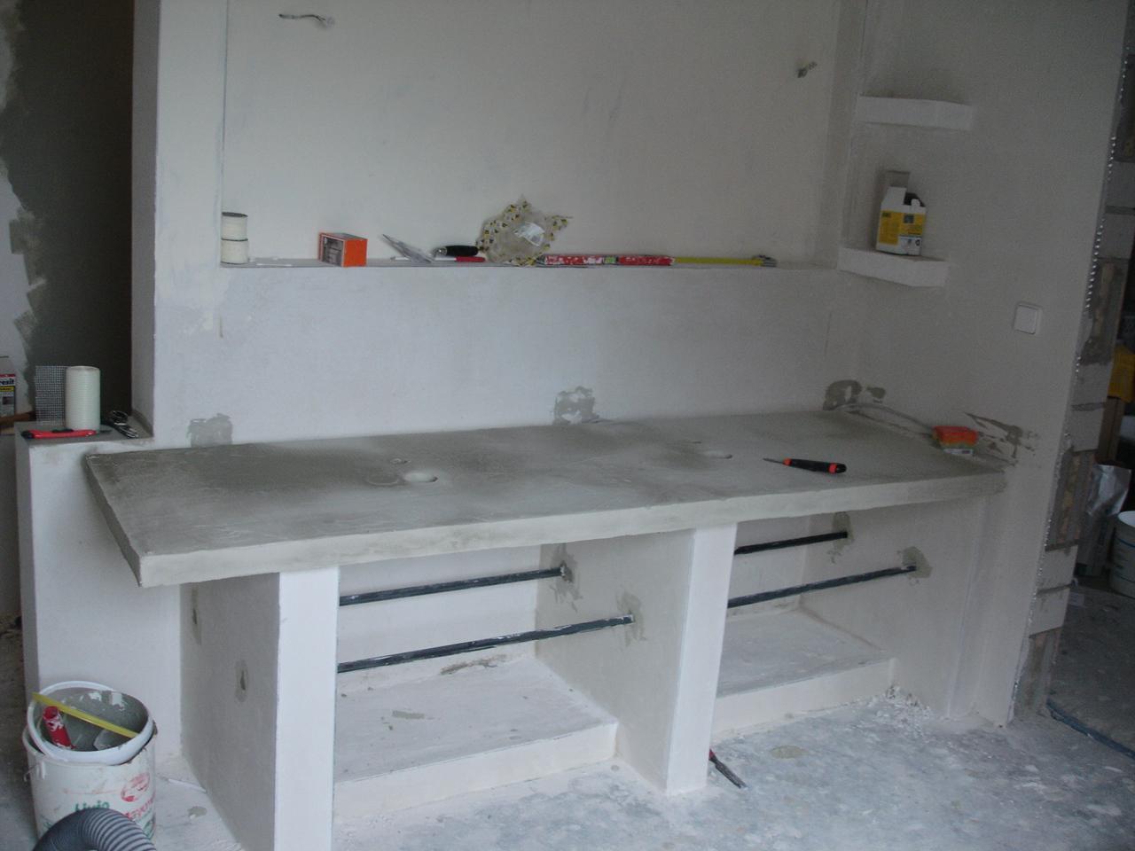 ab aufs land neues aus dem bad beton cir. Black Bedroom Furniture Sets. Home Design Ideas