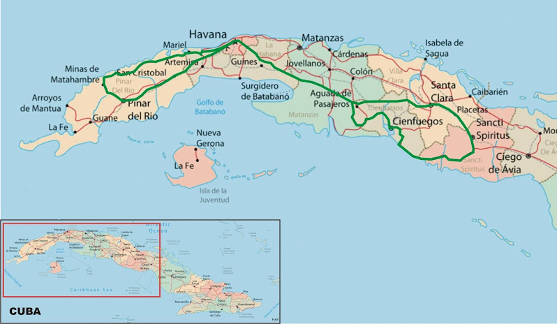 Cuba Tour 2012