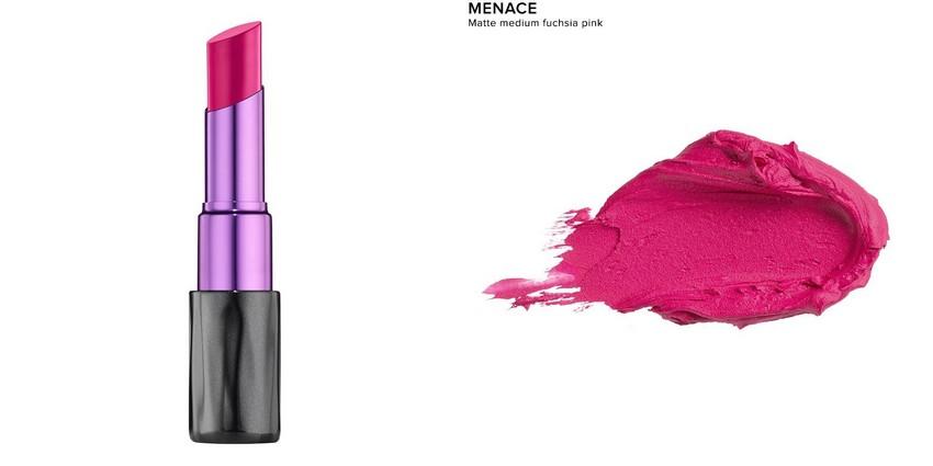 Matte Revolution Lipstick Urban Decay - MENACE