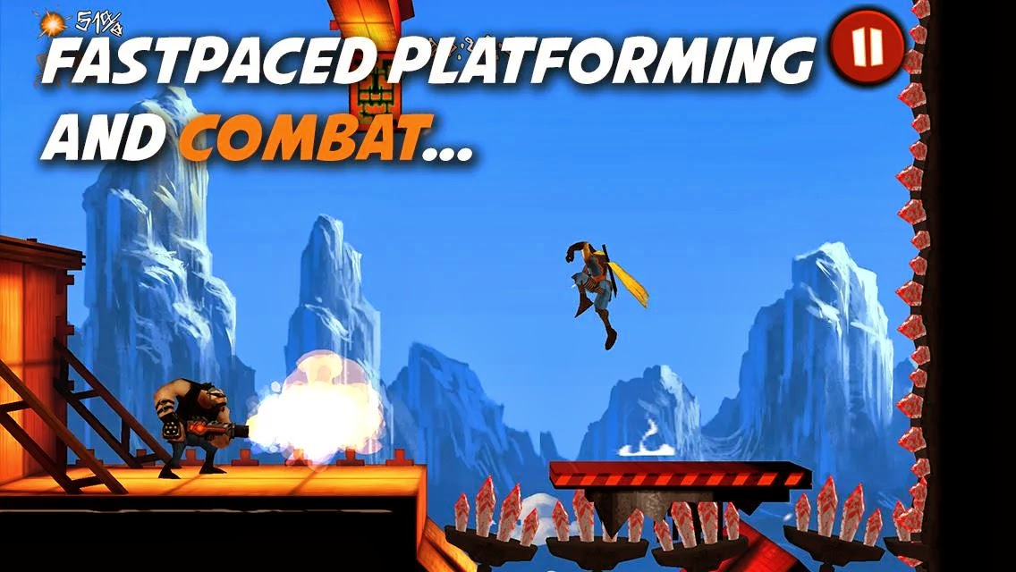 Screenshot Shadow Blade