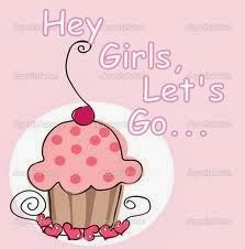 Hey Girls, Let's Go...