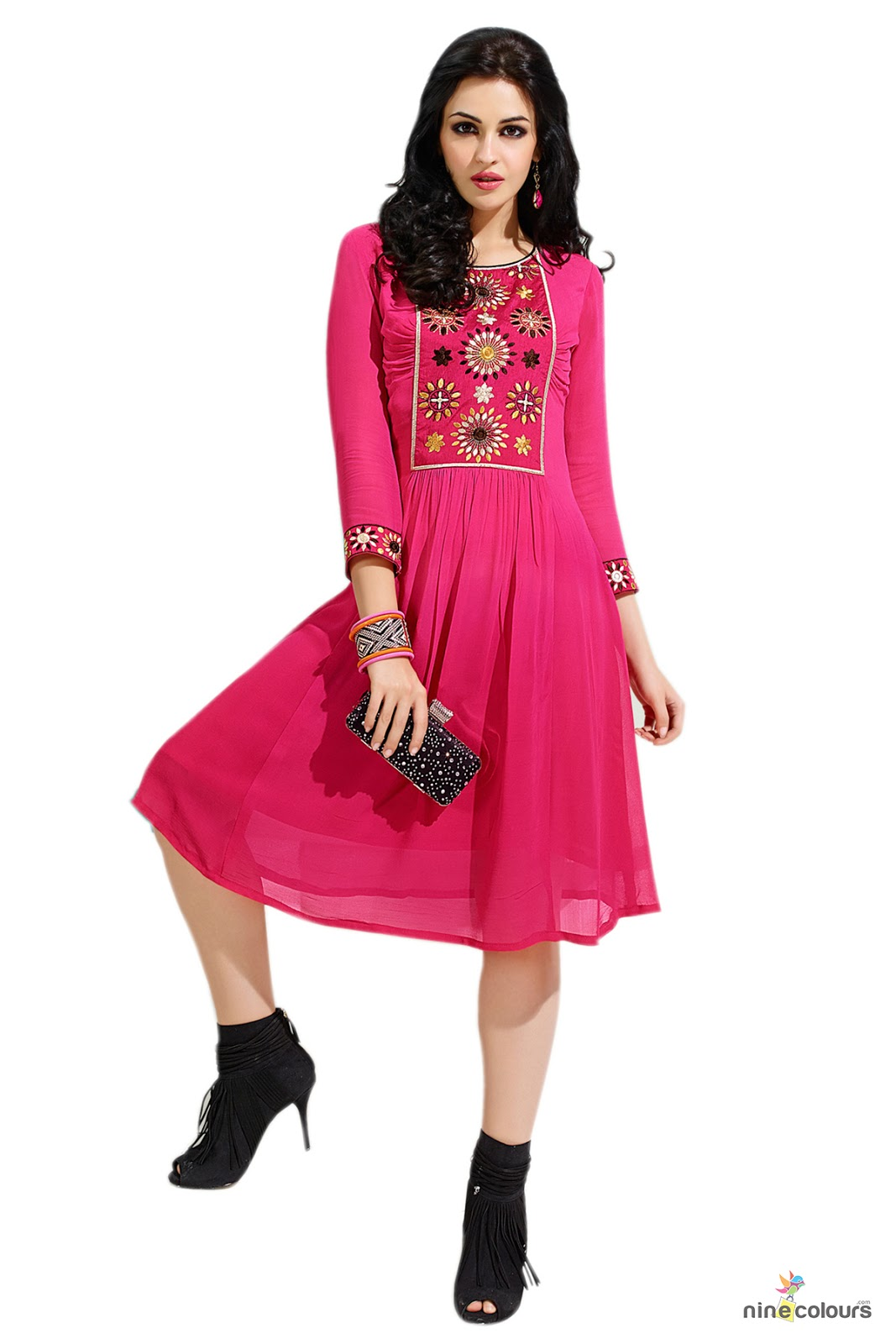 latest collection online  online designer kurtis sale in india