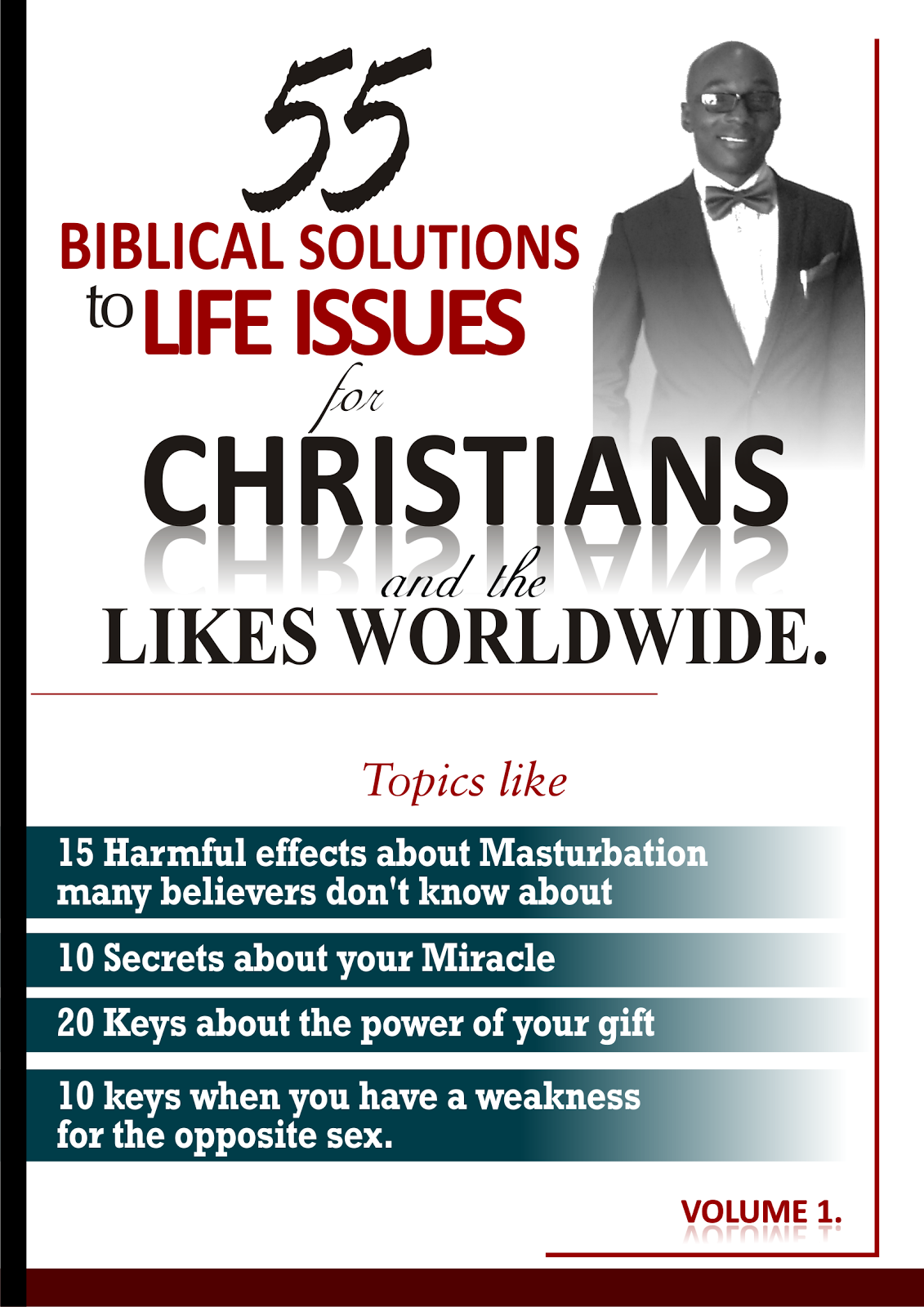55 Biblical Solutions to Life Issues