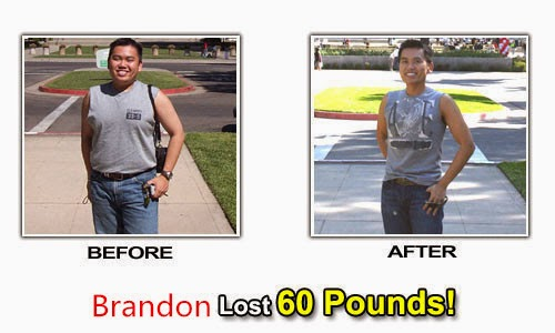 Brandon use Slim Diet Pills lose weight succeed