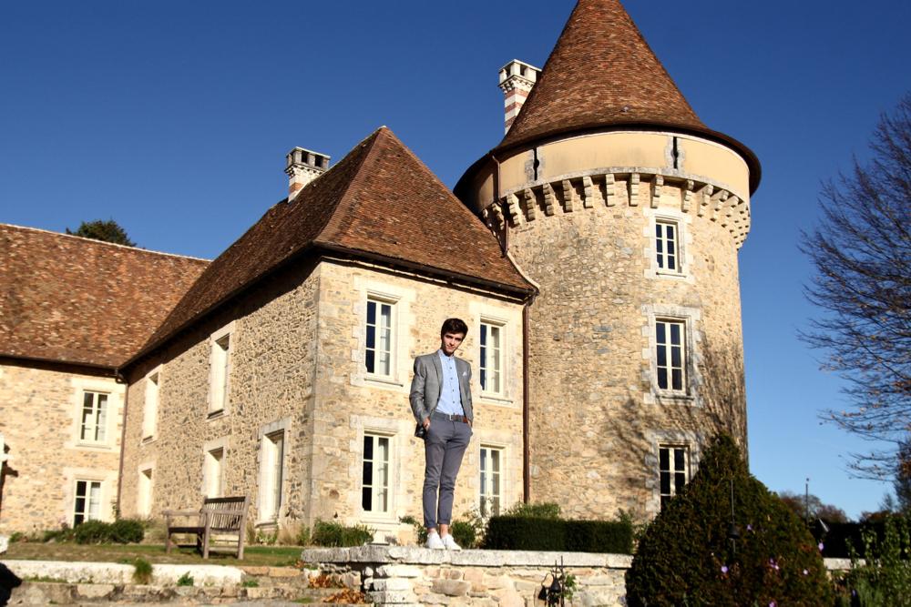BLOG-MODE-HOMME_Voyage-weekend-france-amoureux-chateau-luxe-5-etoiles-domaines-des-etangs-dries-van-noten-bluecar-campagne-confidentiel - 5