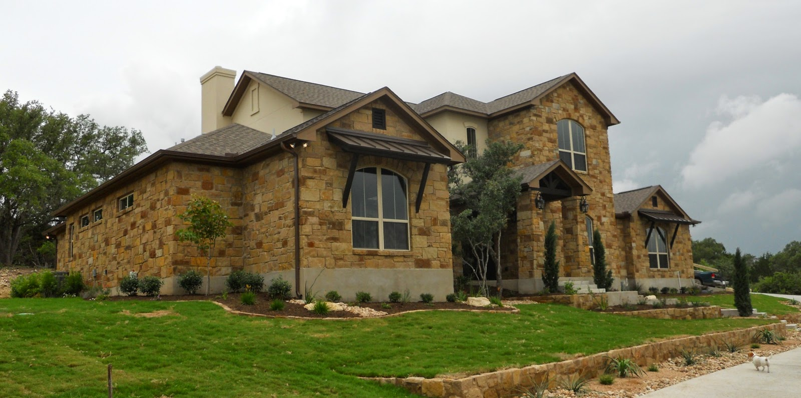 Rob sanders designer custom home remodel design for Hill country home plans