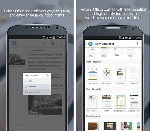 Download Polaris Office APK