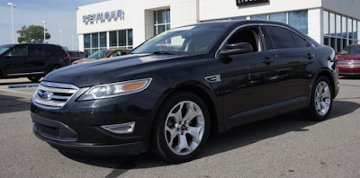 Certified Pre-Owned 2011 Ford Taurus SHO Jackson, MI
