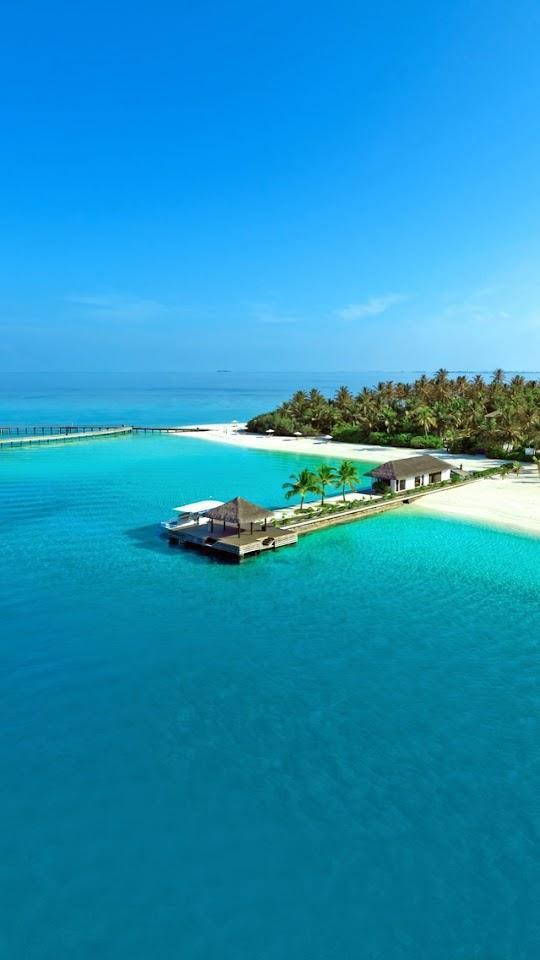 Vacation Island   Galaxy Note HD Wallpaper
