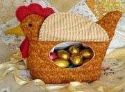 Easter Egg Hideaway