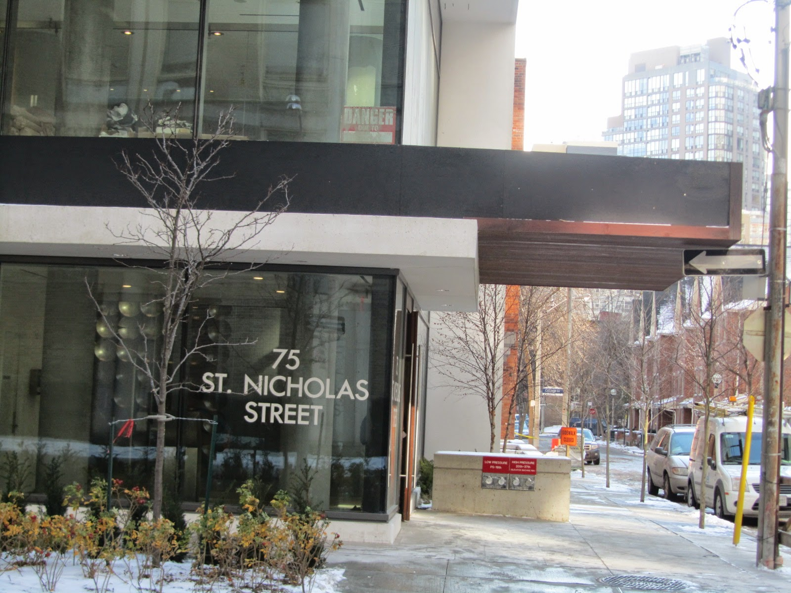 75 St Nicholas Condos Sale Rent Toronto