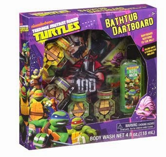 Teenage Mutant Ninja Turtles Bath Game