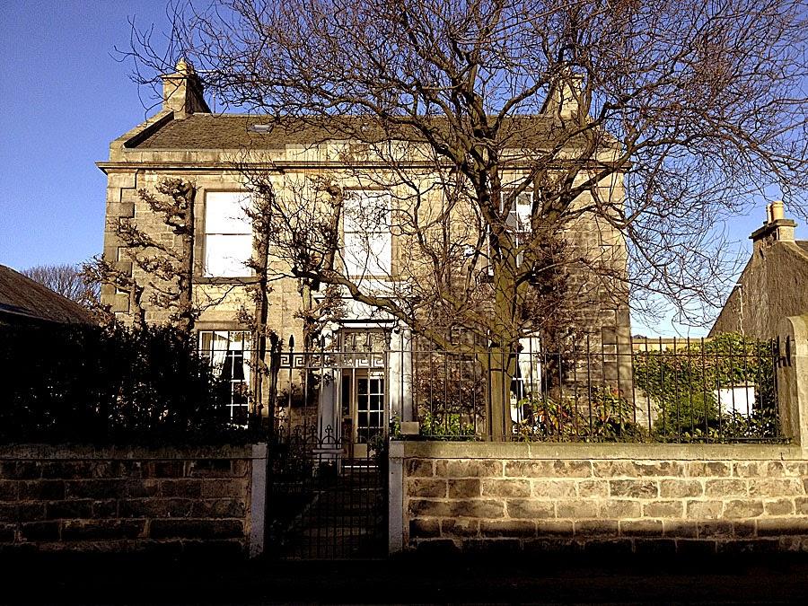 Edinburgh leith daily photo trinity again for 18 dean terrace edinburgh