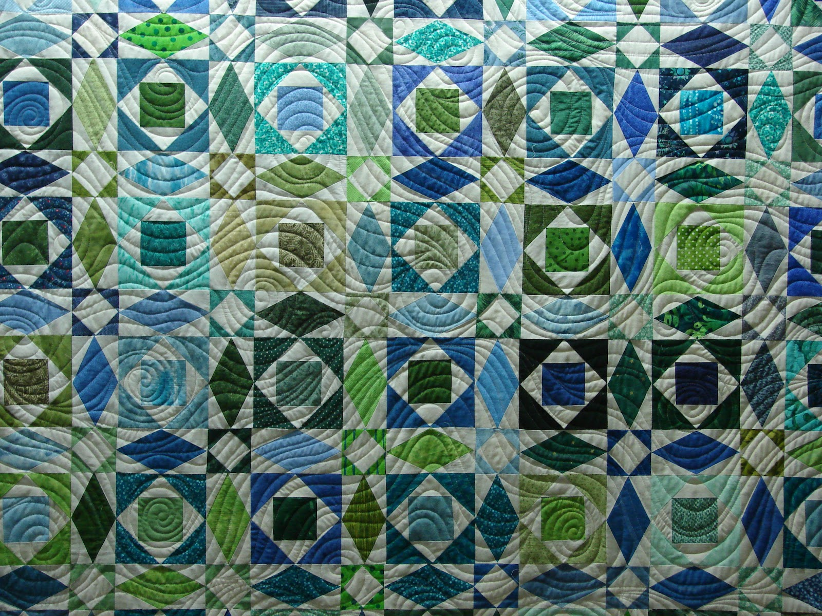 Quilt vine storm at sea for Storm at sea quilt template