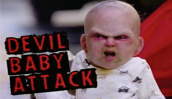 Siapkan Mental Anda Bertemu Bayi ini di Jalanan New York