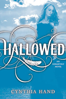 cynthia hand uneartly hallowed boundless review