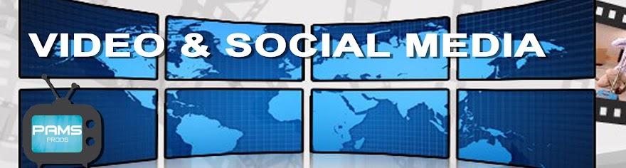 video & social media