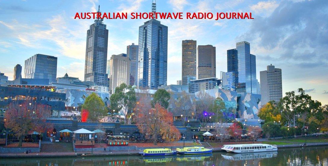 Australian SW Radio Journal